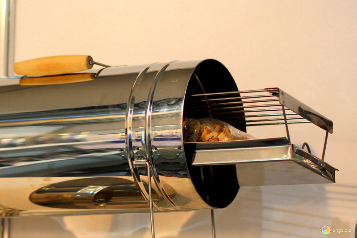 Коптильня горячего копчения и коптильня холодного копчения своими руками 195