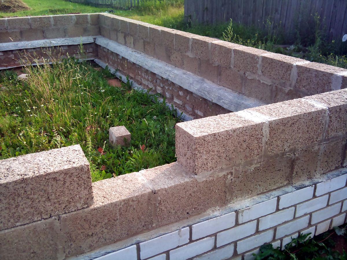 Дом из опилкобетона своими руками - как построить дом 56