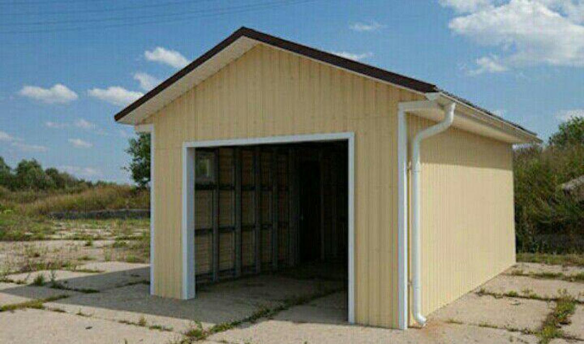 Обзор основных гаражных конструкций и стройматериалов 554