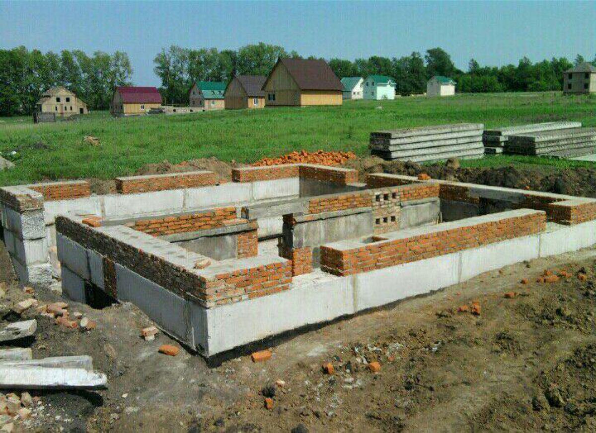 Гараж из керамзитобетонных блоков: технология строительства 584