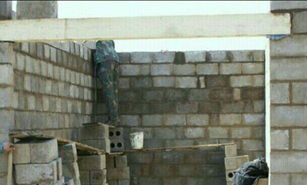 Гараж из керамзитобетонных блоков: технология строительства 586