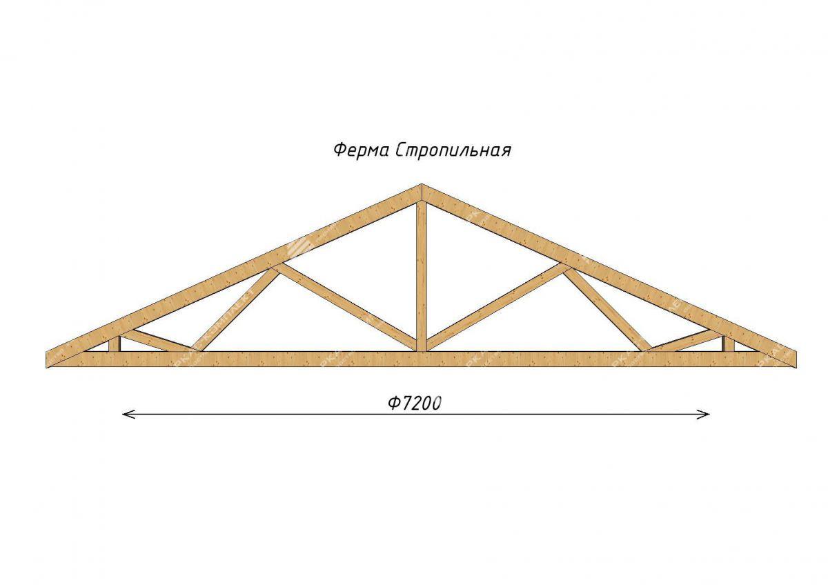 Как сделать деревянную ферму своими руками 371