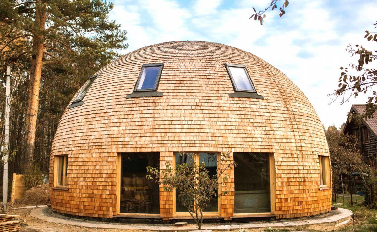 Купольный дом 925