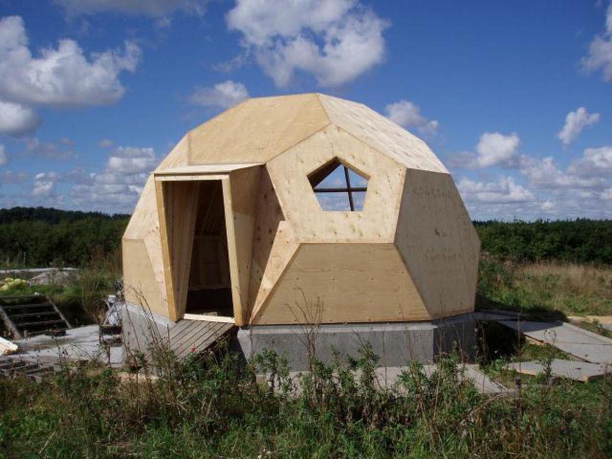 Купольный дом 942