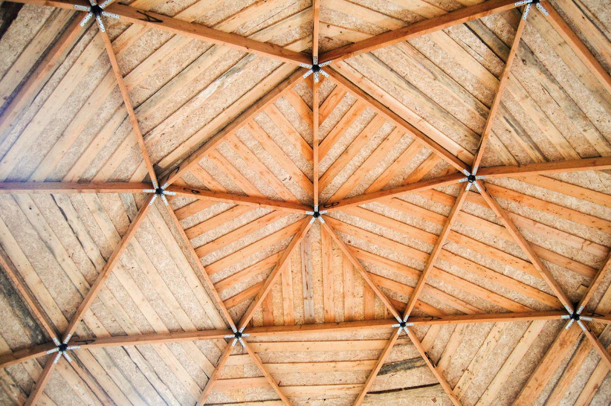 Купольный дом 946