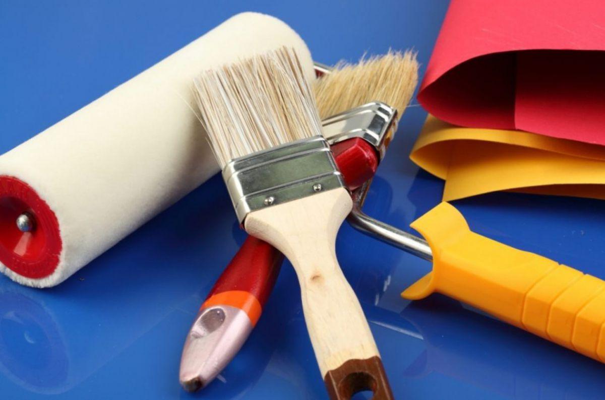 Ванная комната – о красках и покраске стен 975