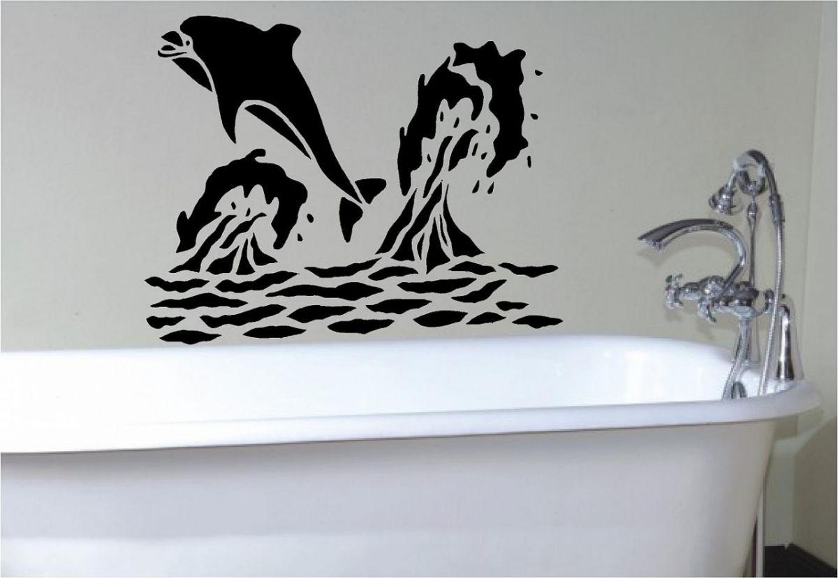 Ванная комната – о красках и покраске стен 983