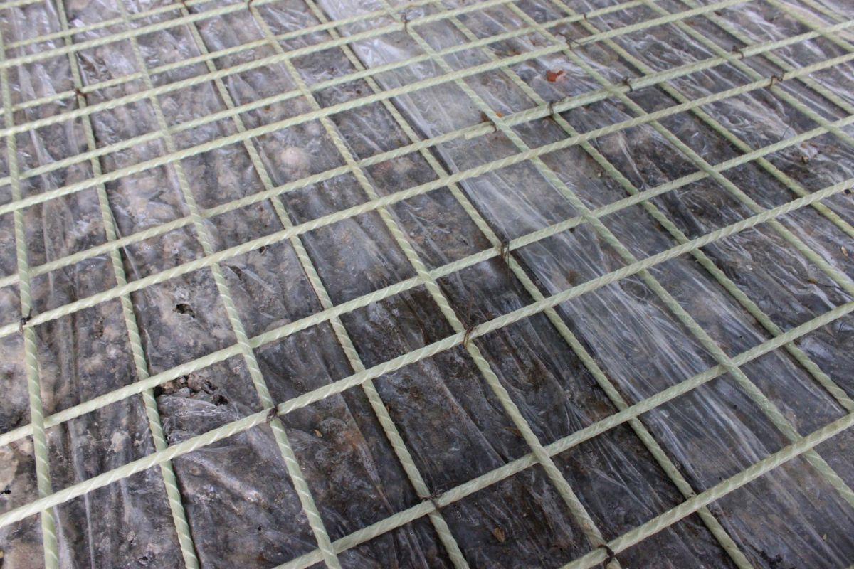 сетка под заливку бетона