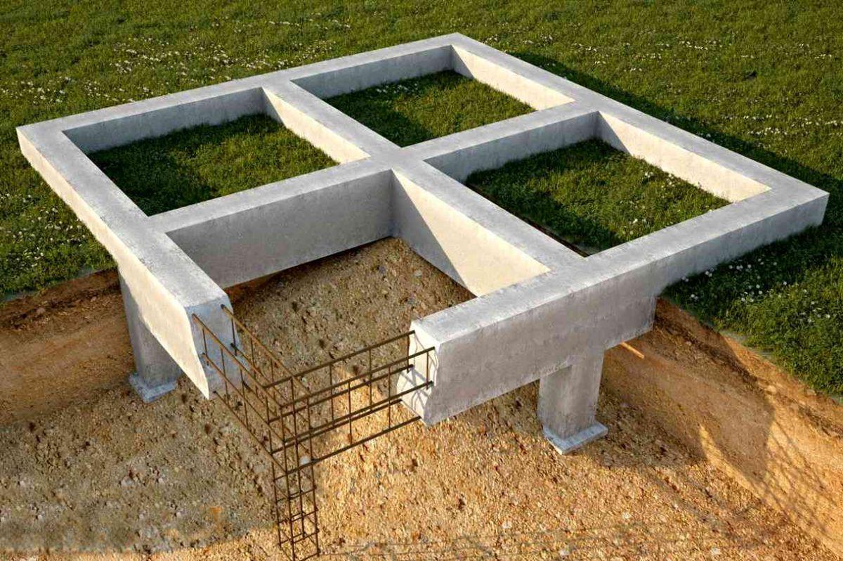 Фундамент на песчаных грунтах. Выбор, особенности строительства 1352