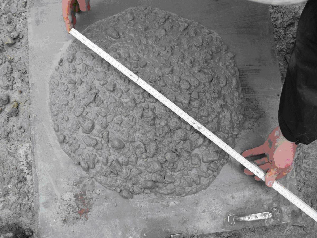 Как сделать жаропрочный бетон своими руками