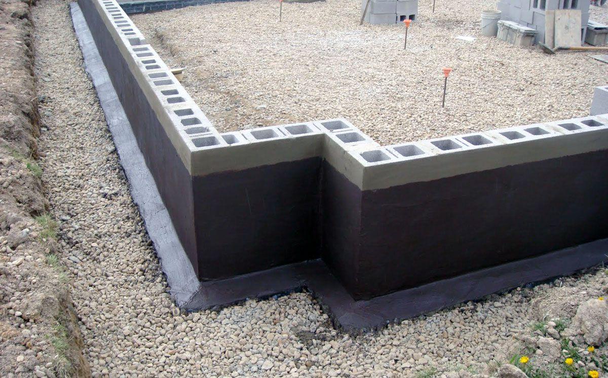 Ленточный фундамент. Подобрать марку бетона – эксплуатационные характеристики бетонов, морозостойкость и водонепроницаемость 1406