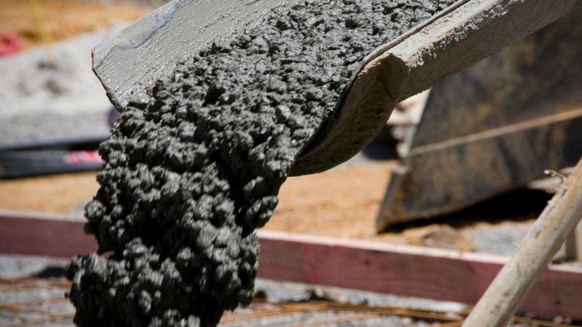 Бетон сварился песок для цементного раствора какой нужен