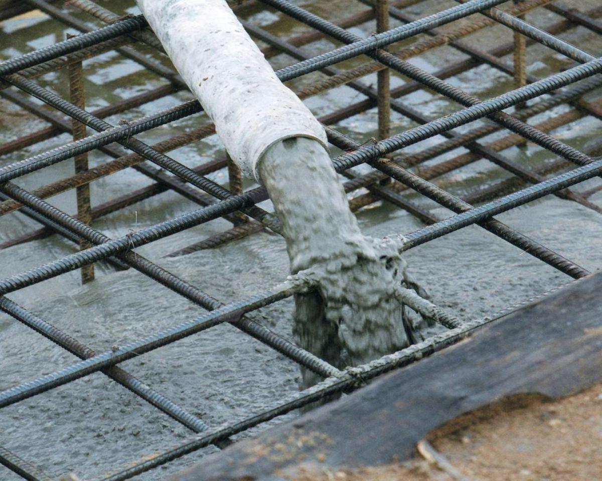 Бетон сварился экспертиза прочности бетона