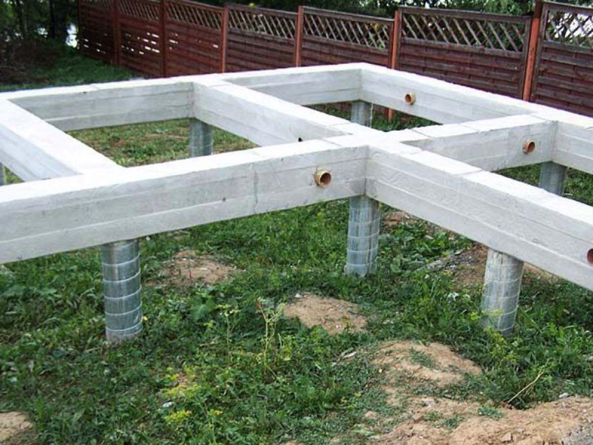 Ленточный фундамент. Подобрать бетон по основным характеристикам,  и как правильно заказать бетон на участок 1426