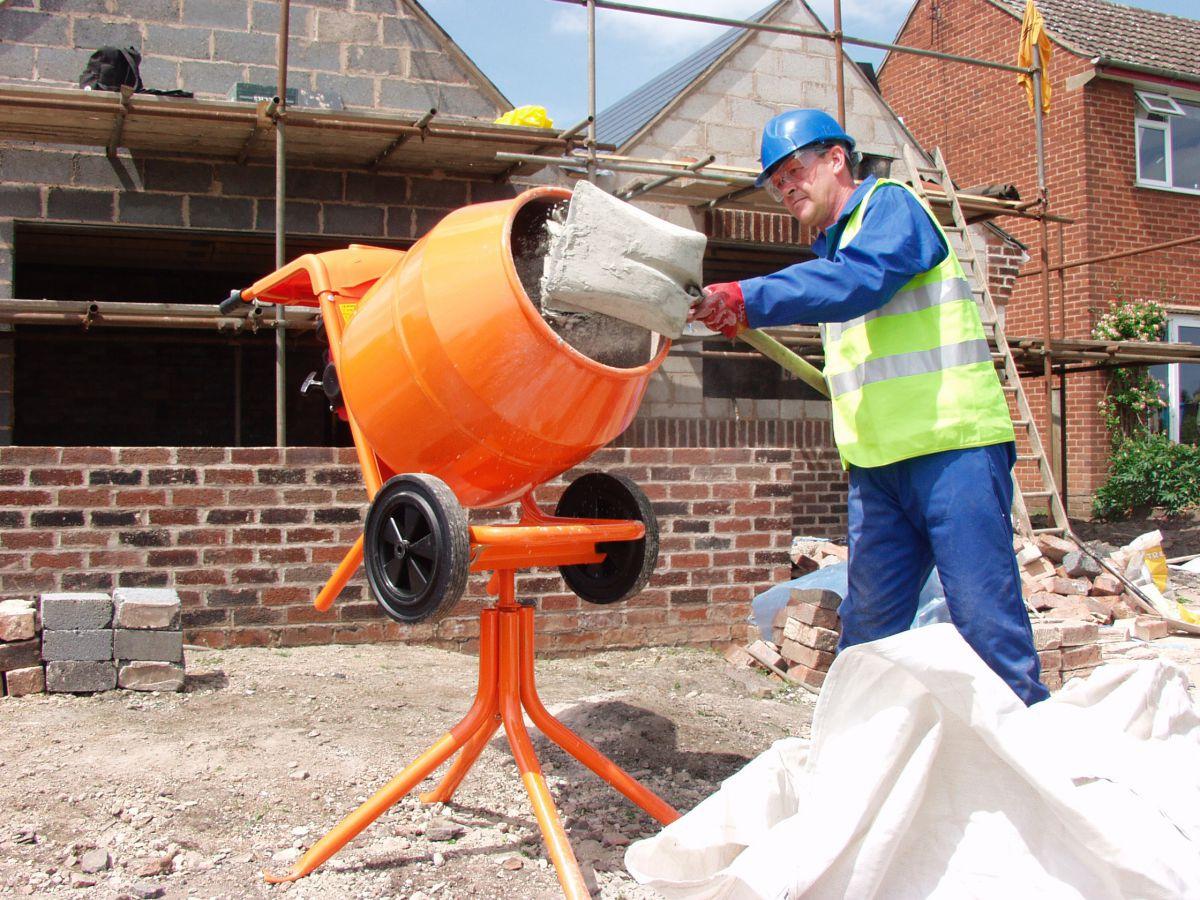 Приготовление бетона для ленточного фундамента - на своем участке. Подготовка и материалы для изготовления бетонной смеси 1436