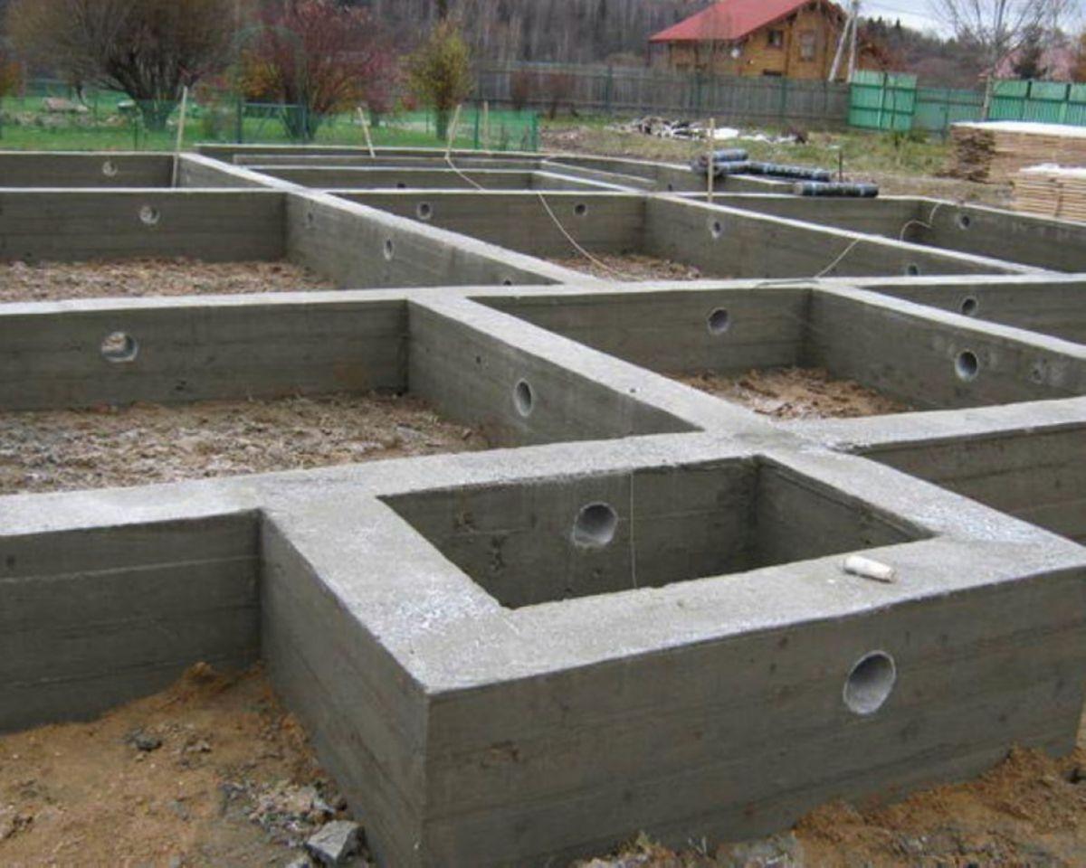 Приготовление бетона для ленточного фундамента - на своем участке. Подготовка и материалы для изготовления бетонной смеси 1437