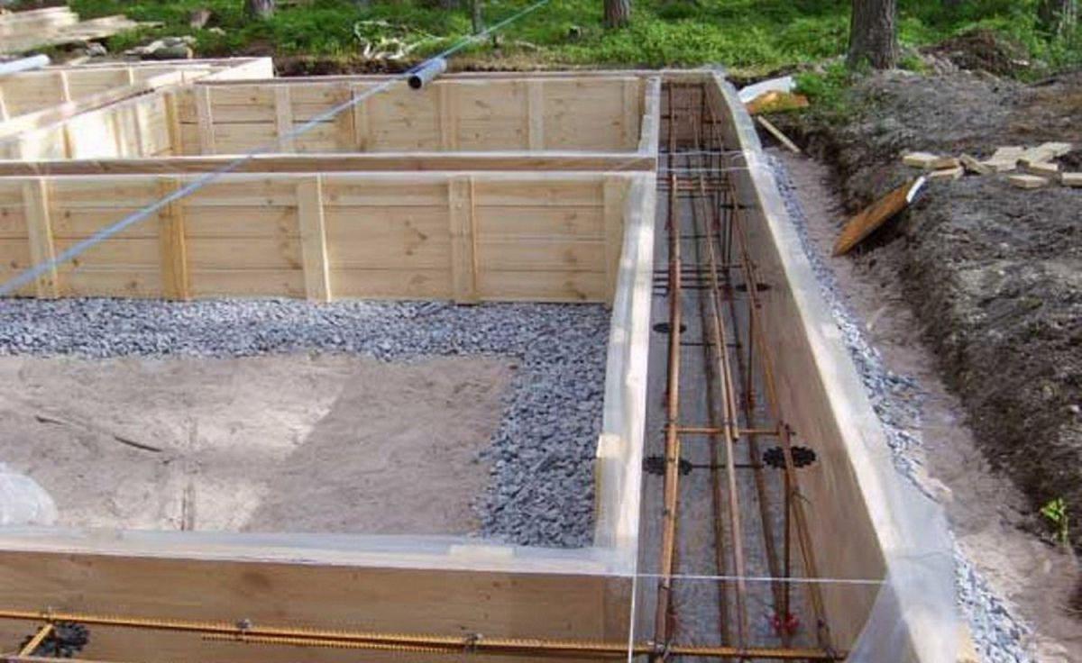 Приготовление бетона для ленточного фундамента - на своем участке. Подготовка и материалы для изготовления бетонной смеси 1439