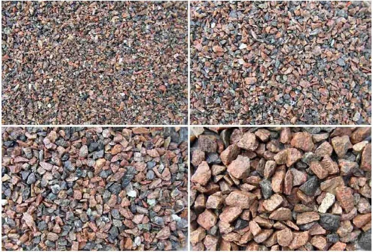 Крупный гравий в бетоне купить печатный бетон пенза