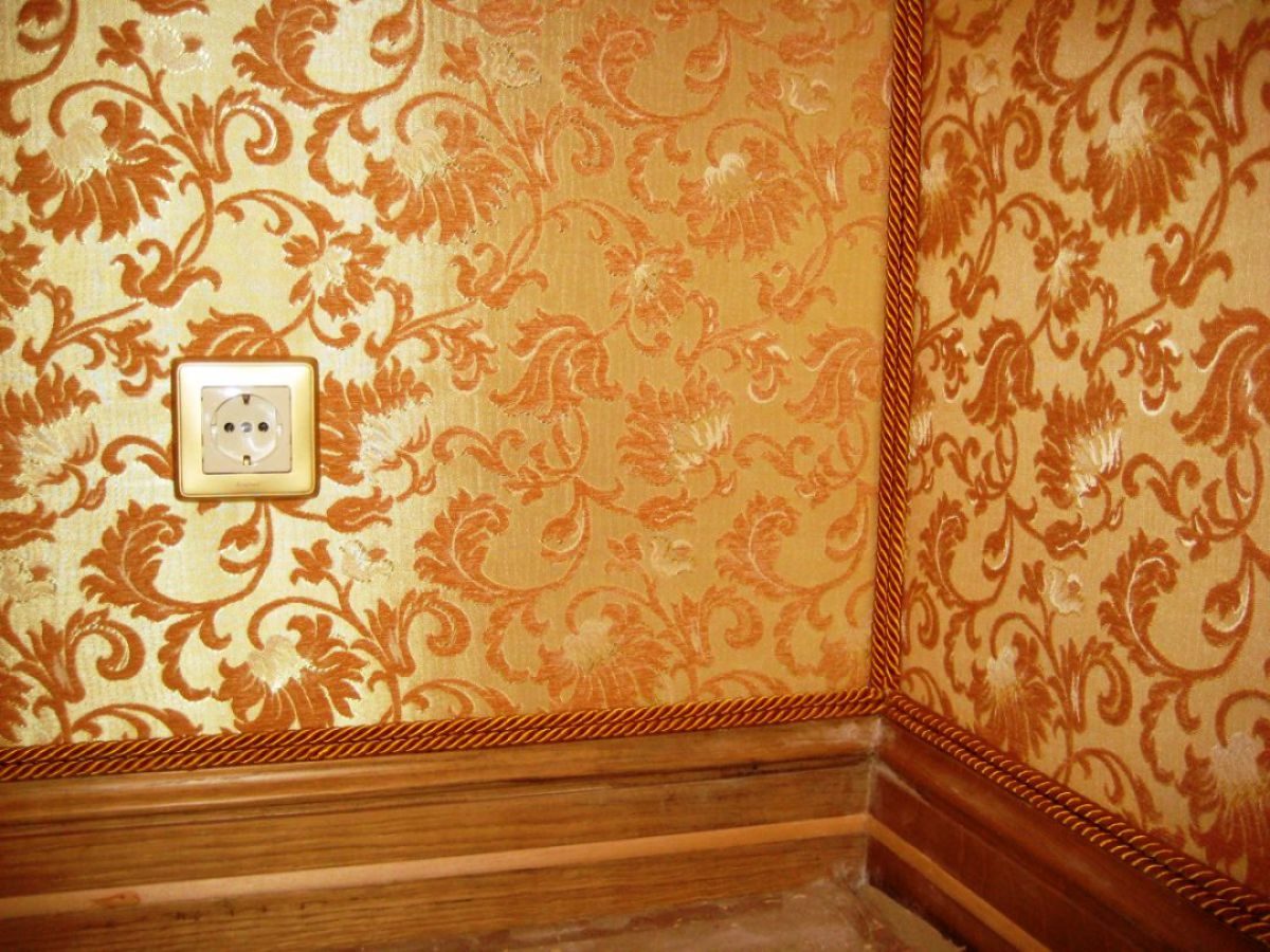 Ткани и текстиль для отделки стен – не каприз 1577