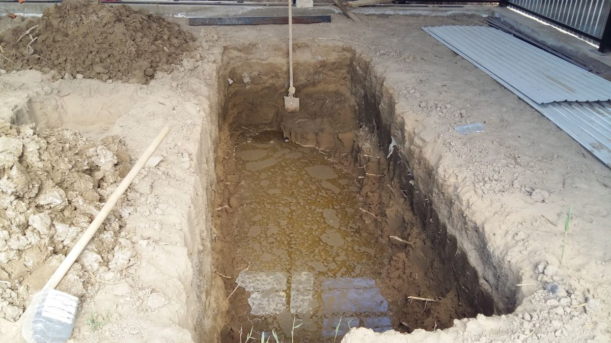 Подземные воды и грунтовые воды 1651