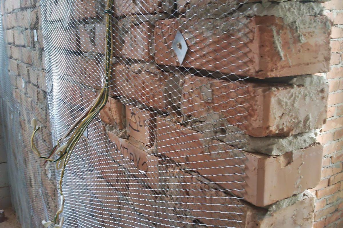 штукатурка стен нужна ли сетка