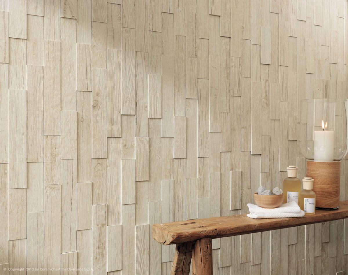Облицовка стен…  деревянной плиткой 1759