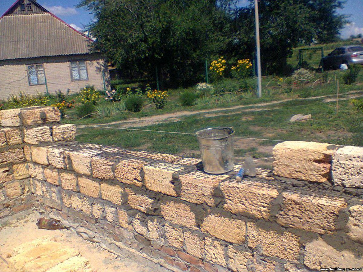 Ракушечник – природный камень для малоэтажного строительства 1770