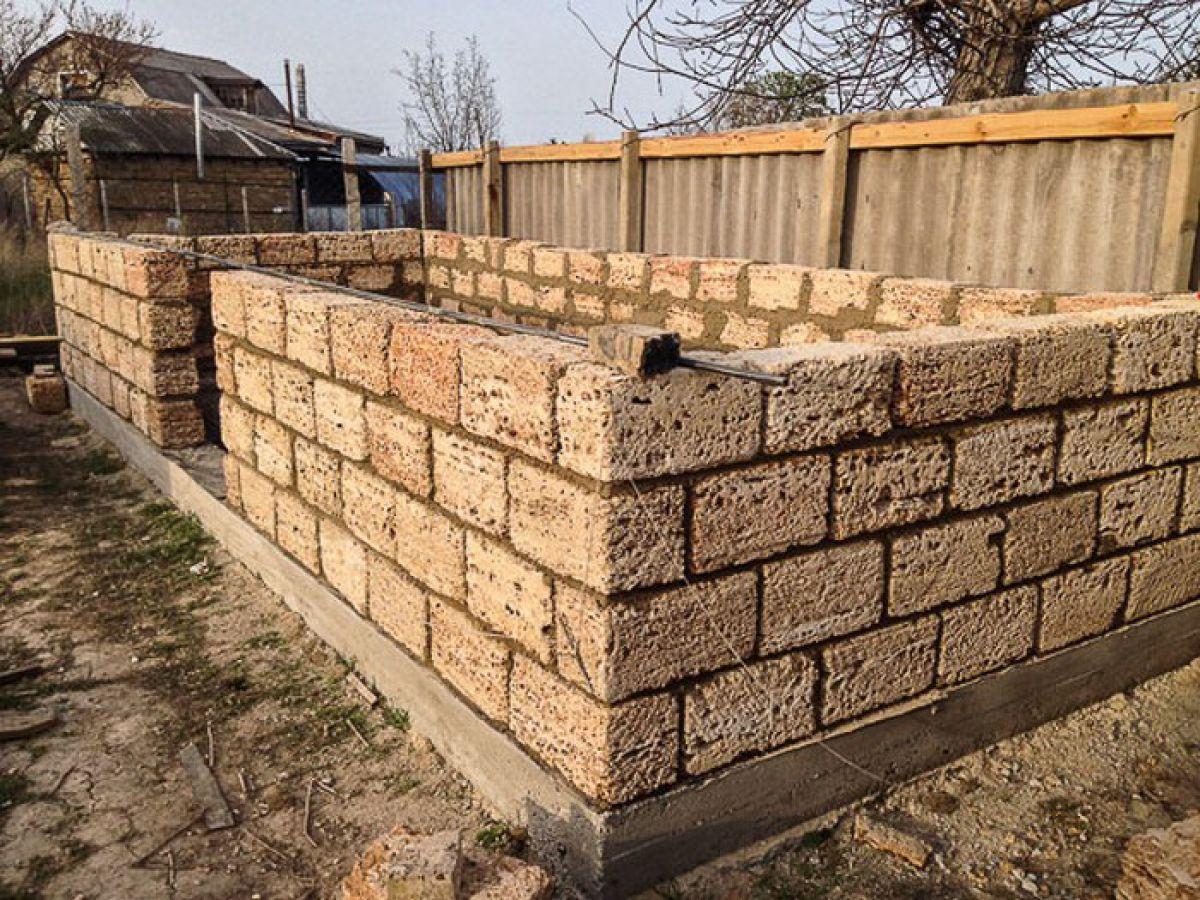 Ракушечник – природный камень для малоэтажного строительства 1771