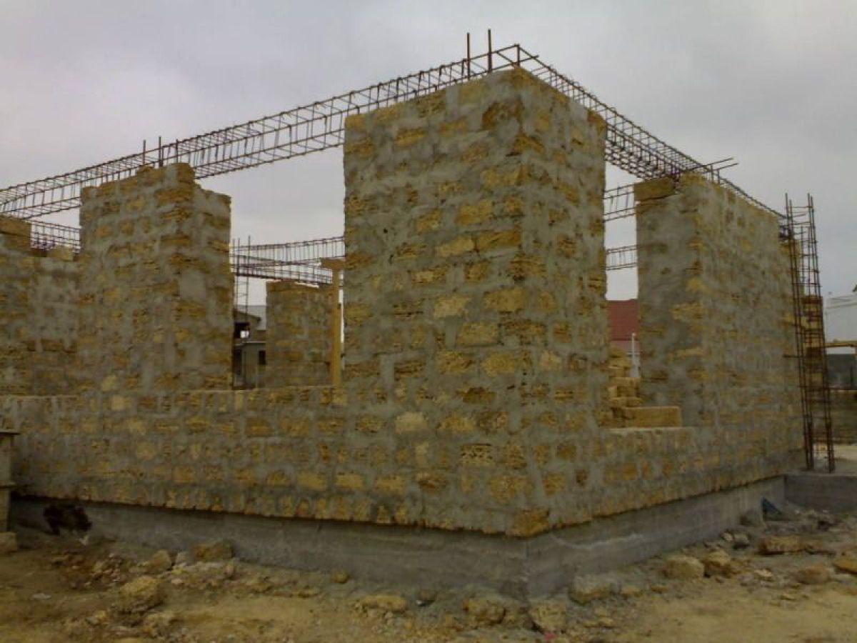 Ракушечник – природный камень для малоэтажного строительства 1772