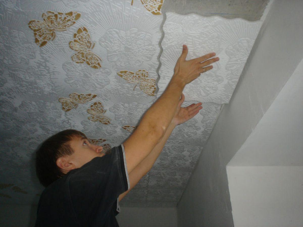 Выбрать потолок для прихожей 1861