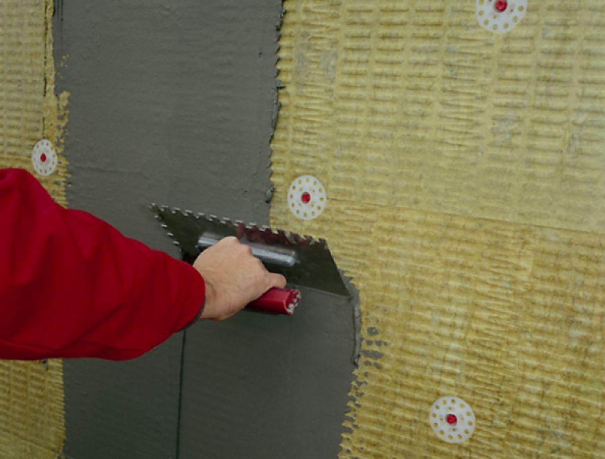 Штукатурка стен по утеплителю своими руками 80