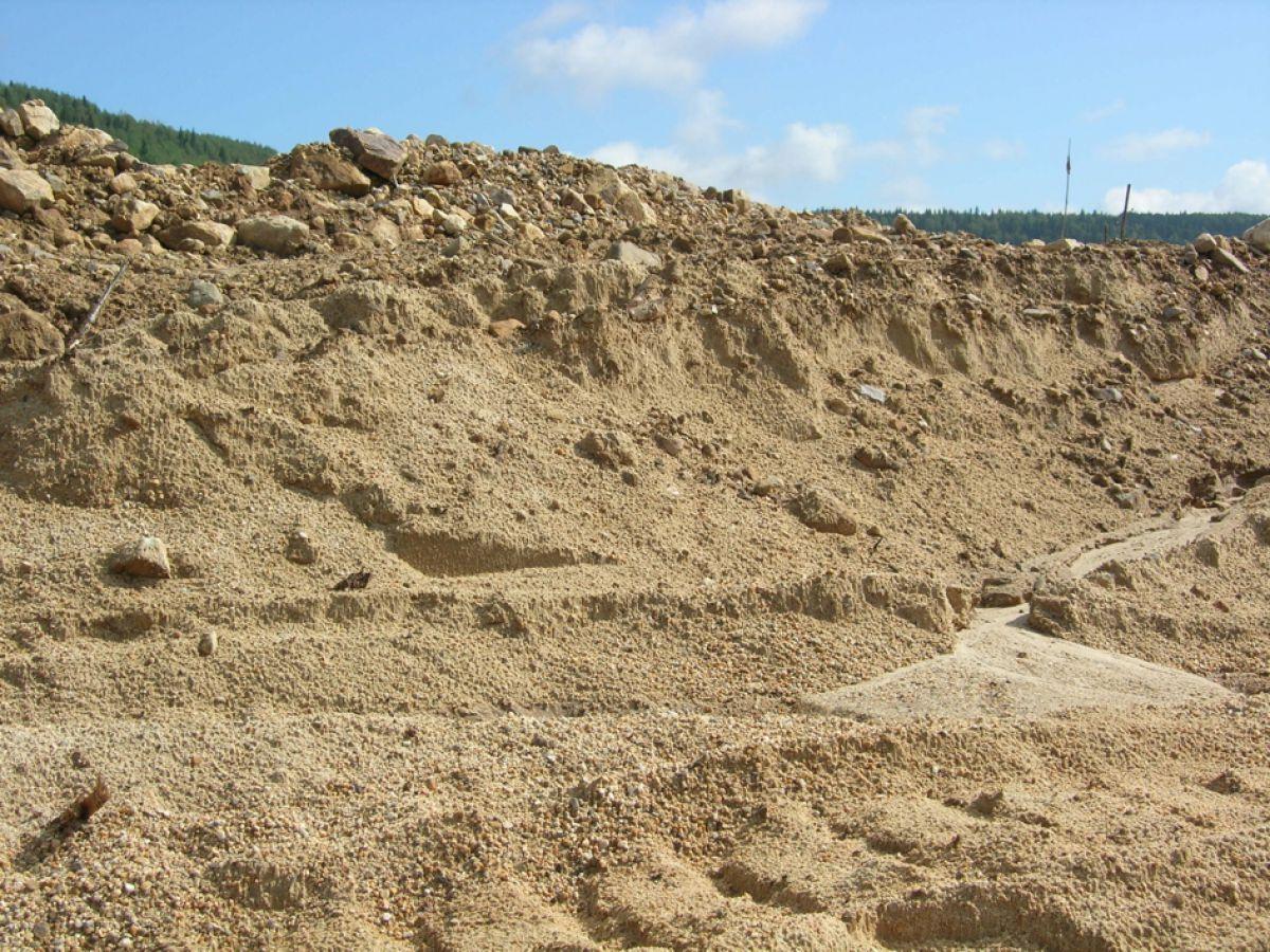 Грунты и фундаменты. Типы грунтов, свойства грунтов. Песчаные грунты 2205
