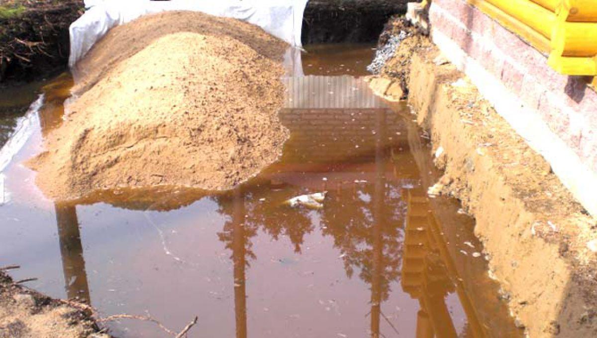 Грунты и фундаменты. Типы грунтов, свойства грунтов. Песчаные грунты 2207