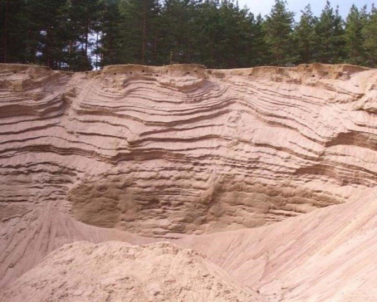 Грунты и фундаменты. Типы грунтов, свойства грунтов. Песчаные грунты 2210