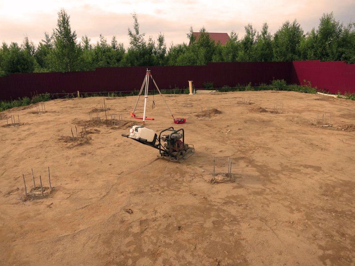 Грунты и фундаменты. Типы грунтов, свойства грунтов. Песчаные грунты 2211