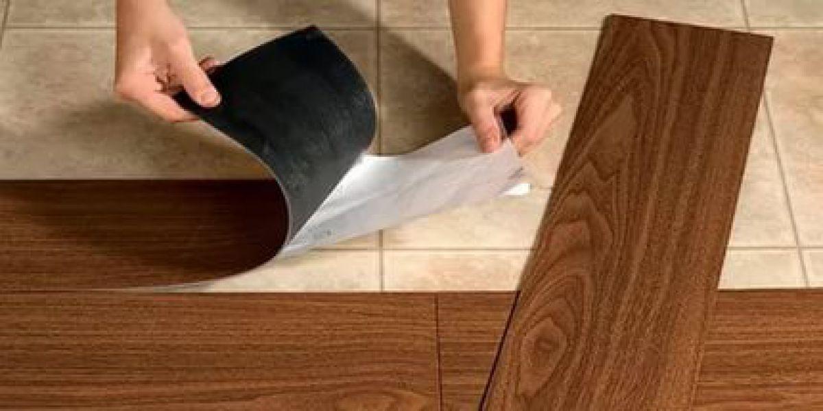 Кварцвиниловая плитка для пола. Особенности, технология укладки 2370