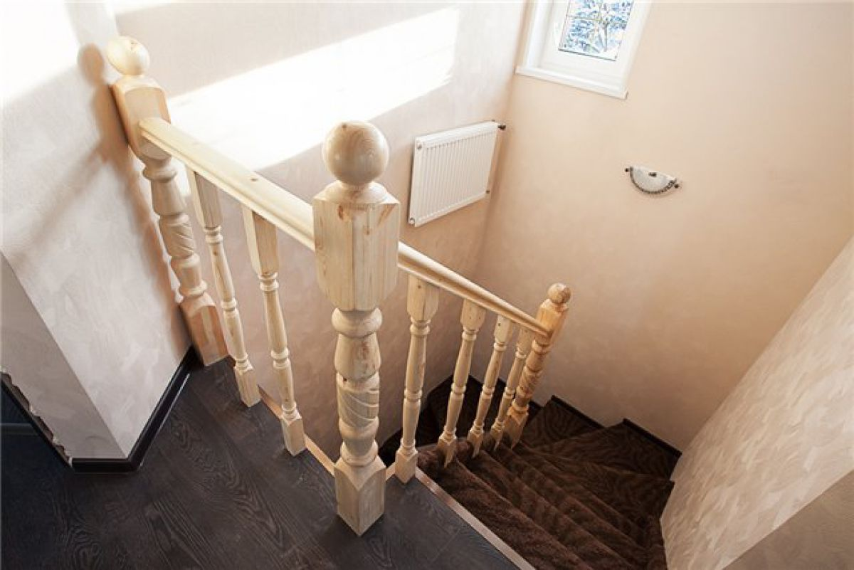 Как сделать лестницу 2411
