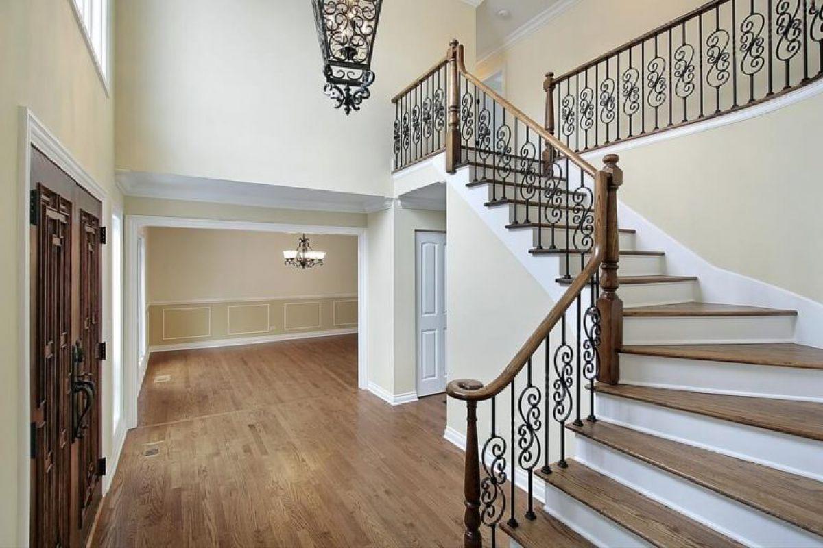 Как сделать лестницу 2414