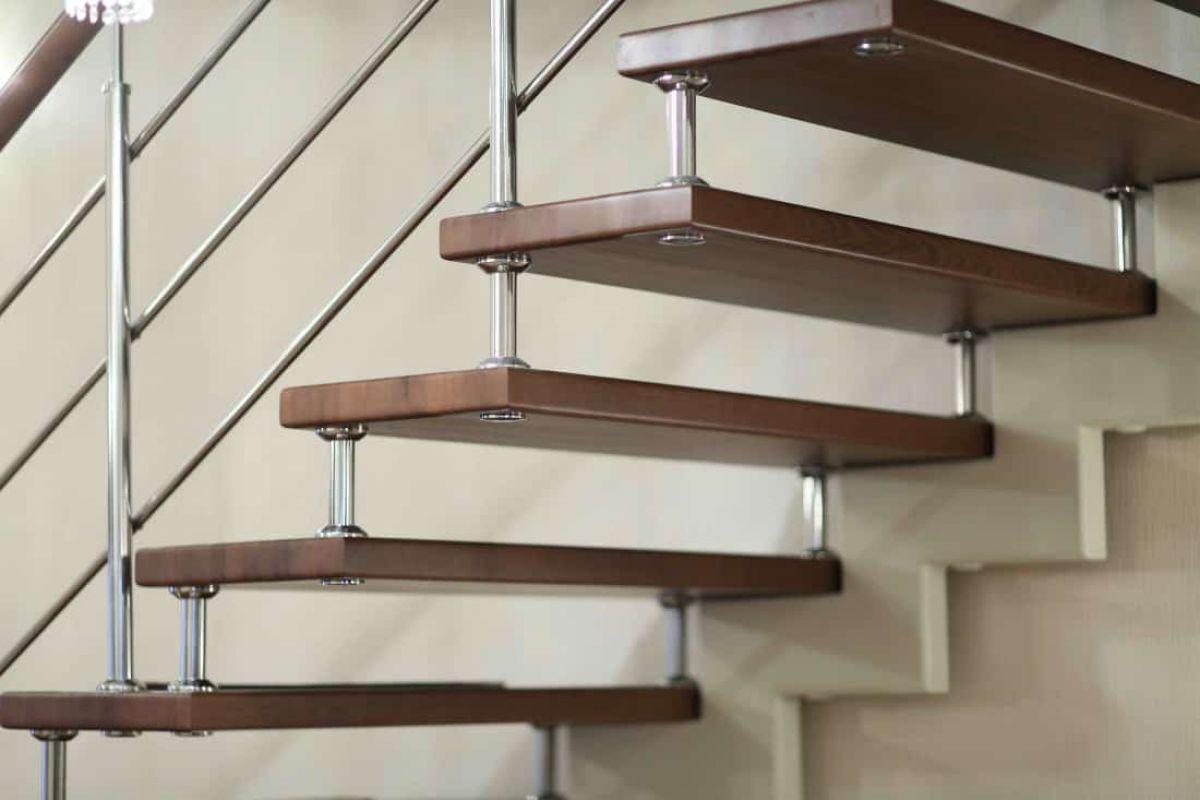 Лестница для коттеджа. Виды лестниц 2417