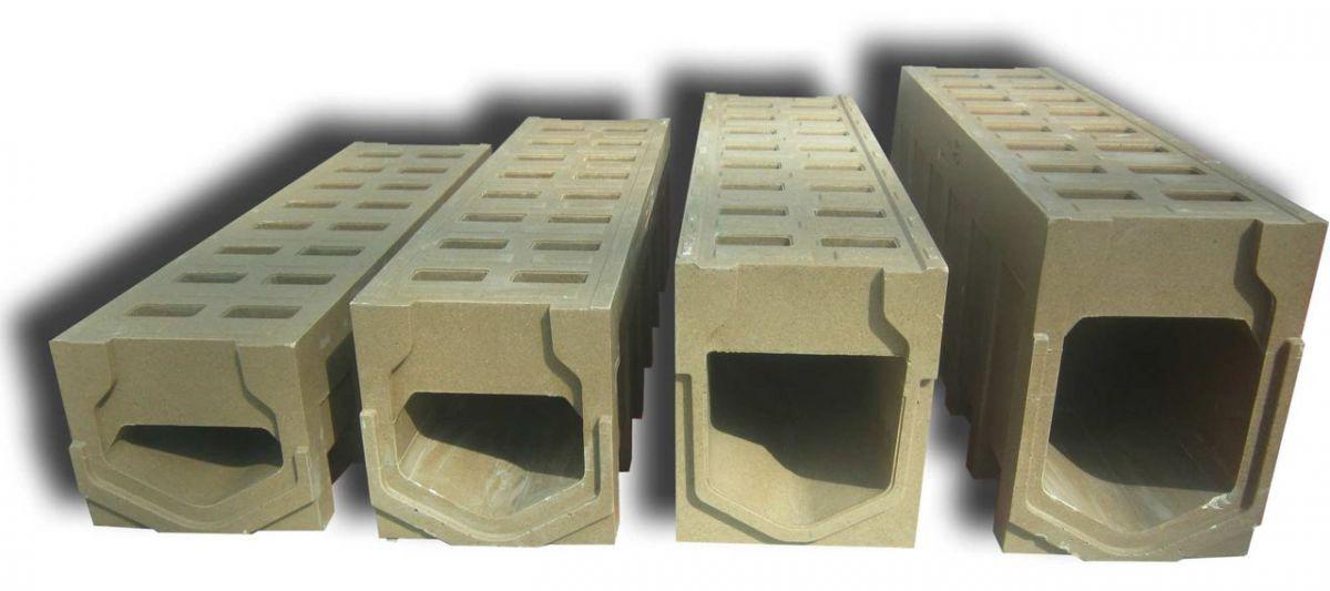 Полимербетон - литой камень. Виды, применение 2445