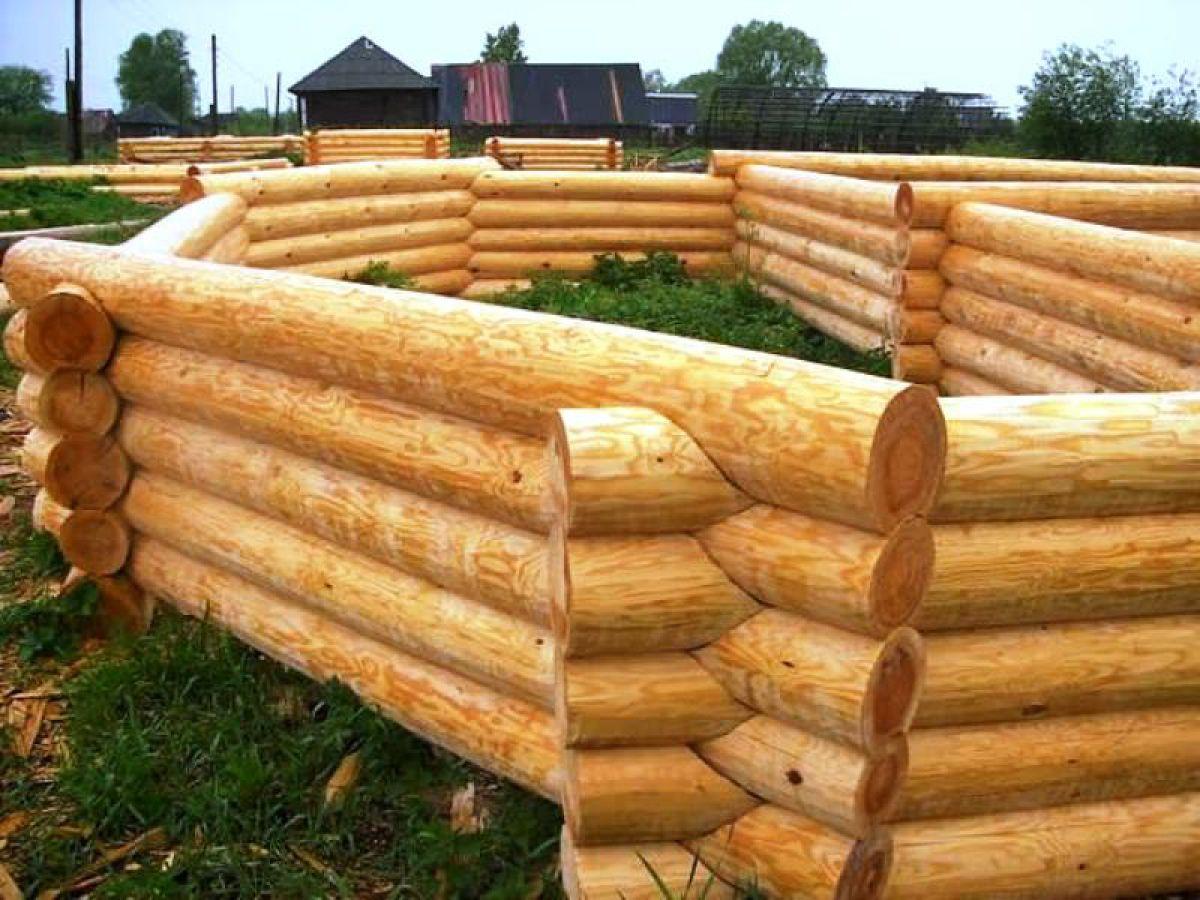 Угол дома. Углы деревянного дома 2555