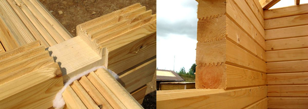 Угол дома. Углы деревянного дома 2556