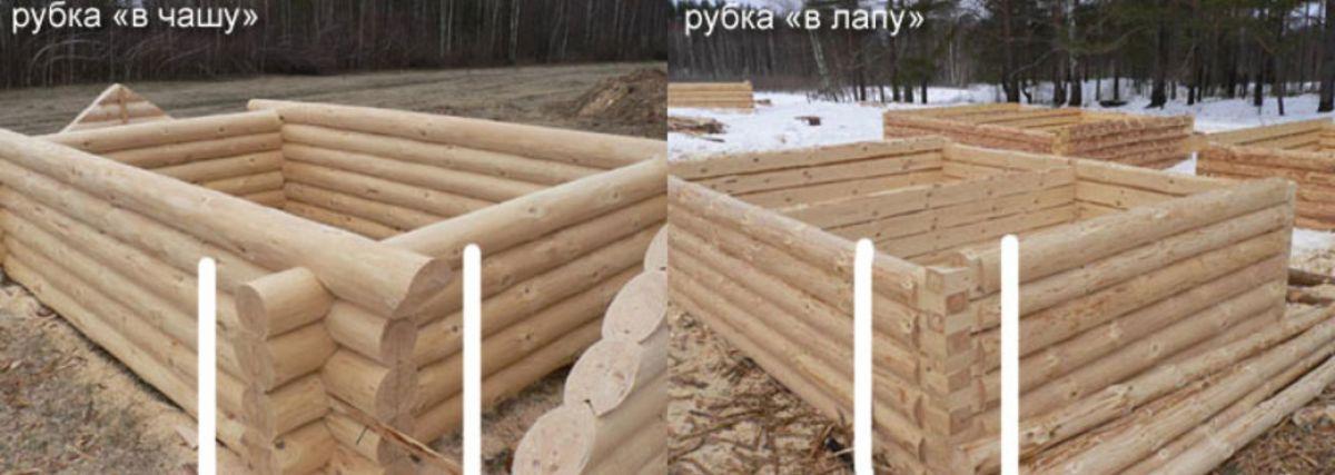 Угол дома. Углы деревянного дома 2566