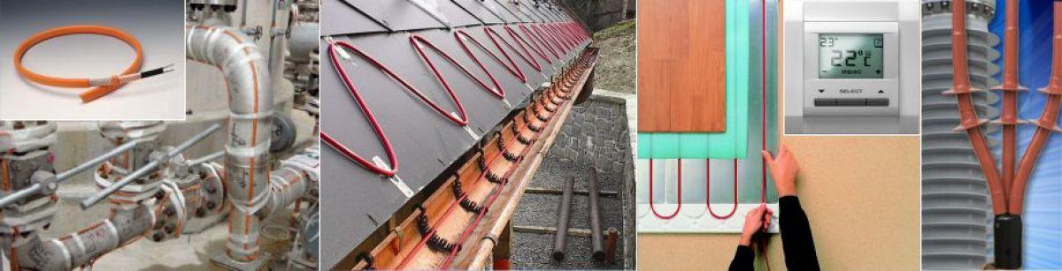 Саморегулирующийся греющий кабель. Виды греющих кабелей, конструкция и применение 2682