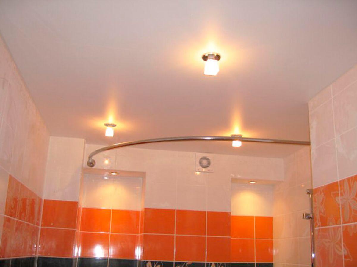 нас натяжной потолок сатин в ванной комедия явление