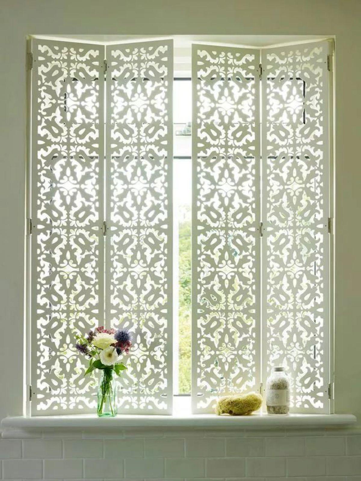 Ставни на окна – второе рождение или новый креатив 3109