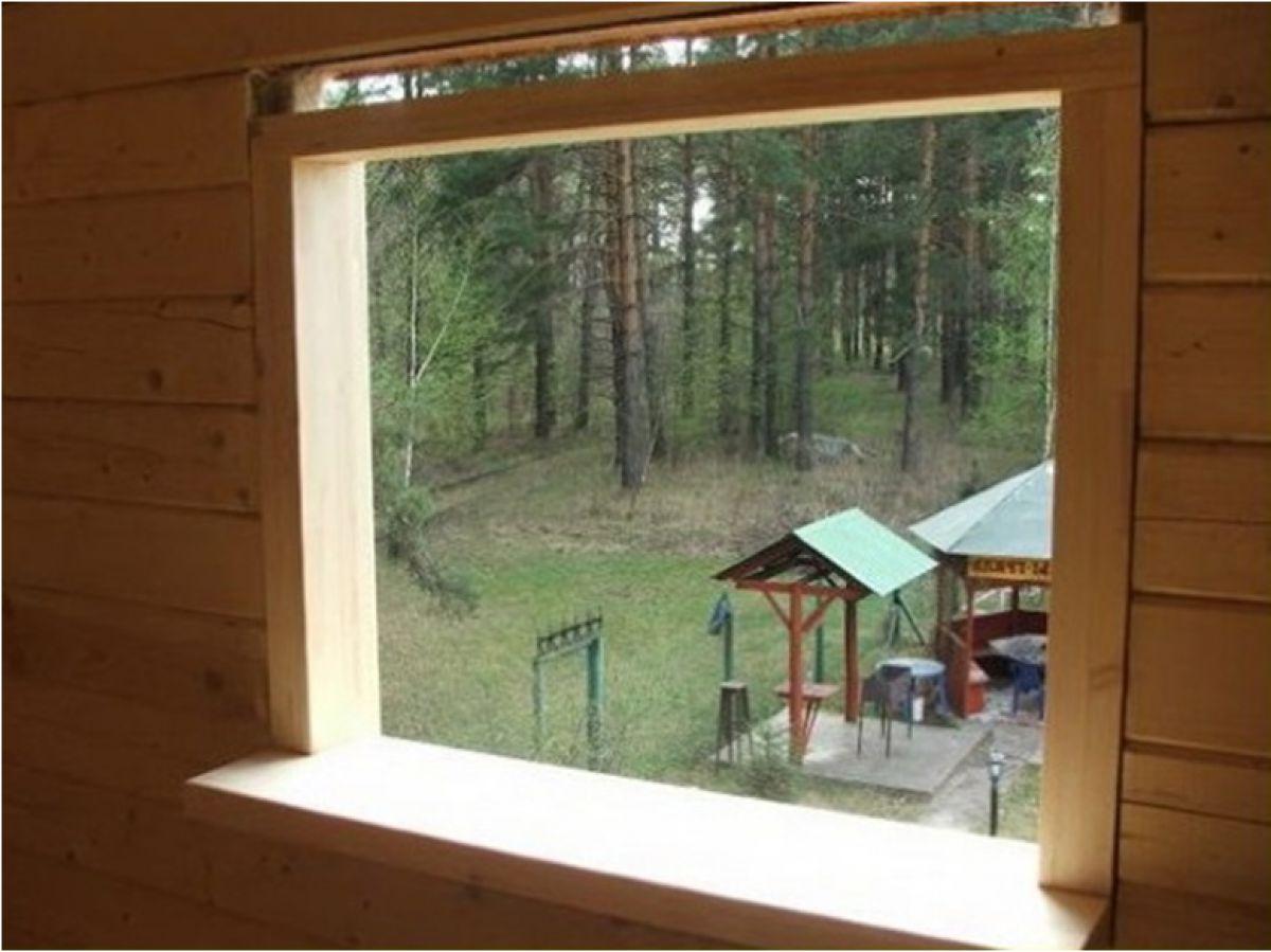 Обсада, или окосячка окна деревянного дома. Конструкция, установка 3132
