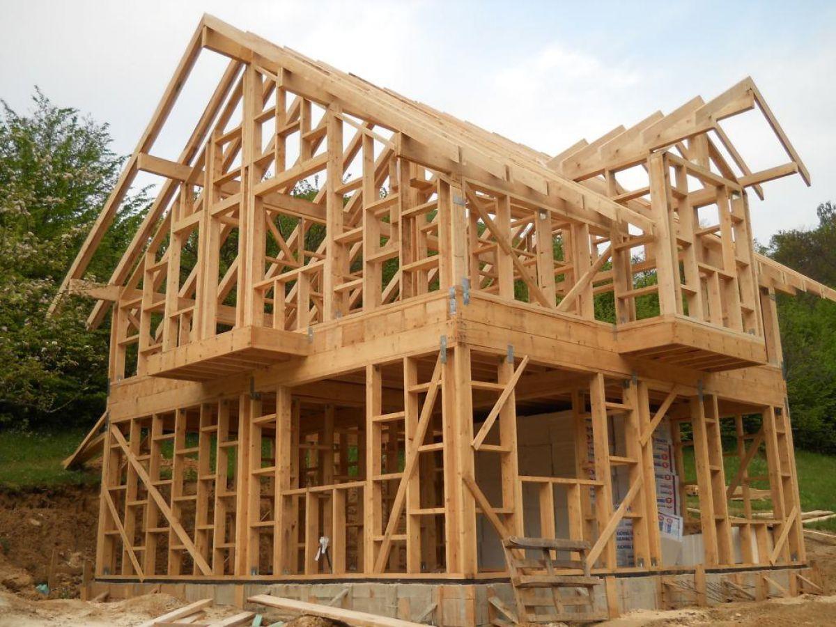 Каркасный дом. Виды каркасных домов, особенности технологии 3301