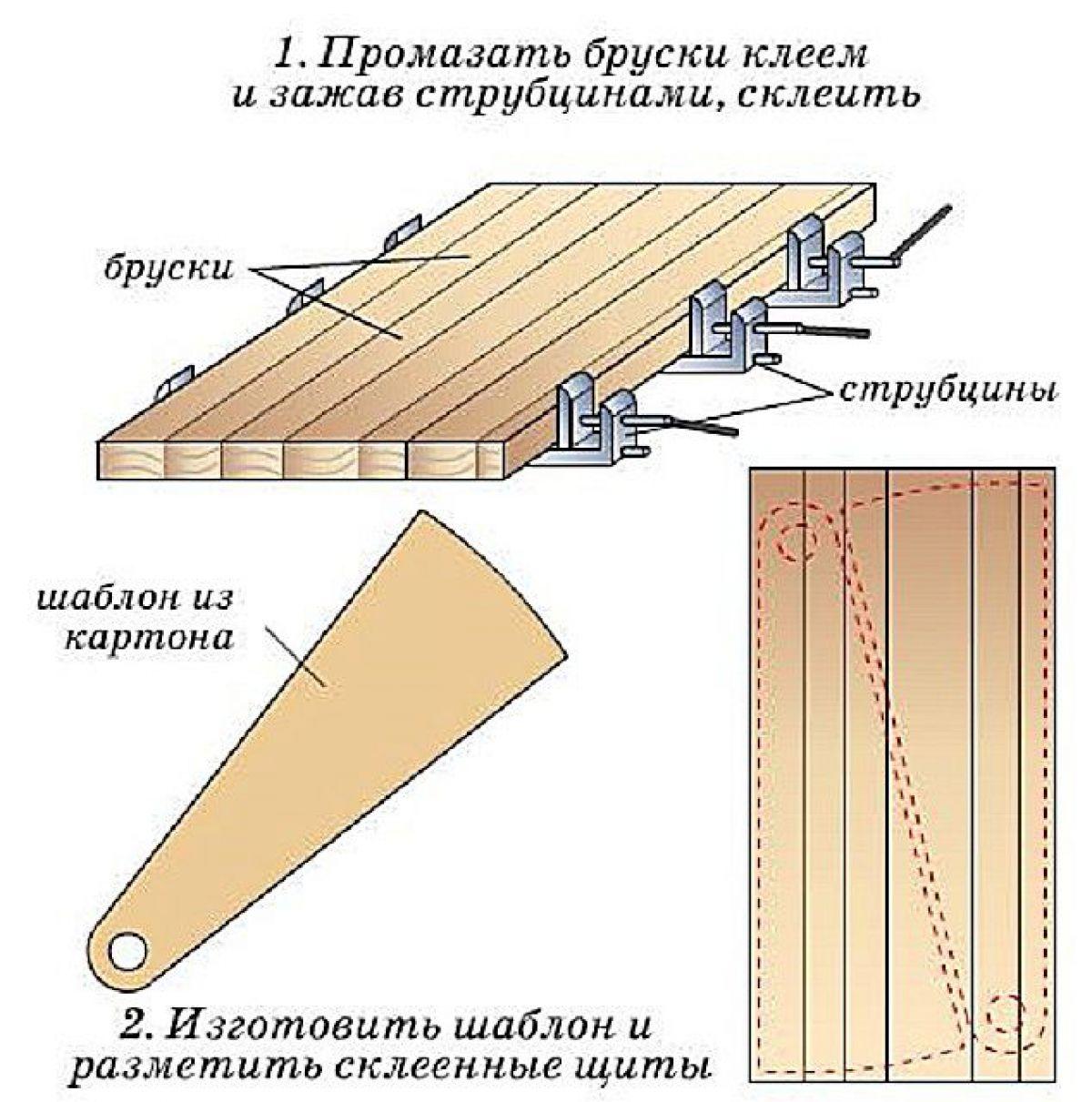 Винтовая лестница своими руками. Детали конструкции 3407