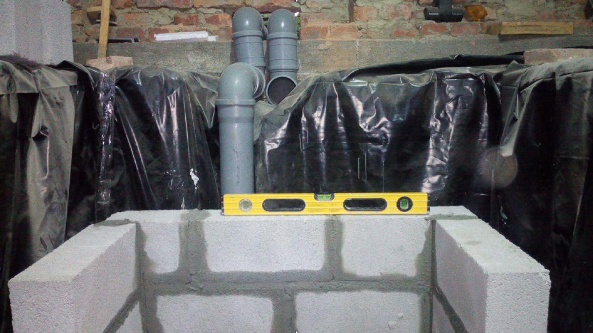Смотровая яма гаража. Материалы, назначение размеров 3468
